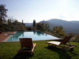 House  in Tuscany with private infinity pool - Pergine Valdarno vacation rentals