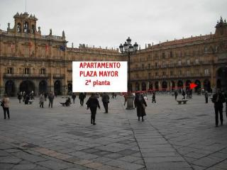 Luxury apartament in Plaza Mayor (Salamanca,Spain) - Castilla Leon vacation rentals