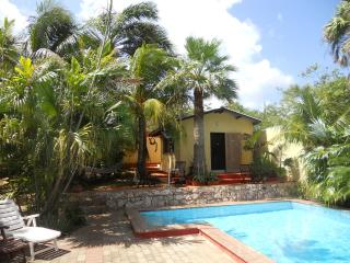 Cozy holiday apartment with private pool - Willemstad vacation rentals