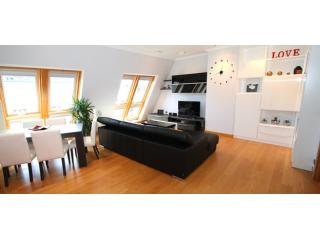 White Attic | By the Old Town and Concha Beach. - Basque vacation rentals