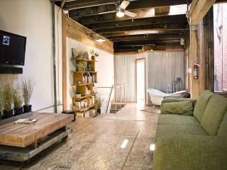 Old Town Eureka's Only Modern Loft! Crafted with Salvaged Redwood - Inspiring - Trinidad vacation rentals