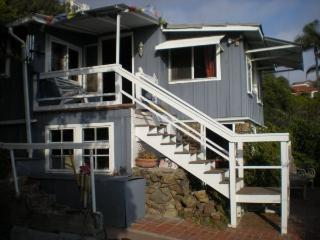 Historic Cottage with Ocean Views - Laguna Beach vacation rentals