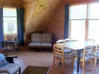 Waterfront Apt with Sandy beach and Dock - Bailey Island vacation rentals