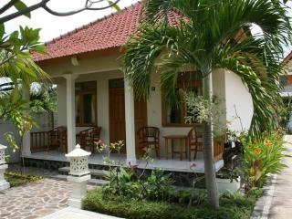 Bungalows in a beautiful garden next to the beach - Lovina Beach vacation rentals