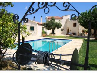 FilippouVilla-Living in nature - Chania Prefecture vacation rentals