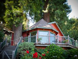 Redwood Tree House on the River - Russian River vacation rentals