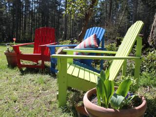 SeaGlass Cottage, Dog friendly, Sailing offered. - San Juan Islands vacation rentals