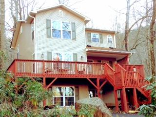 Abundant Peace - Montreat Vacation Rentals - Montreat vacation rentals