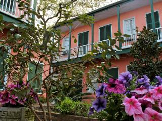 Courtyard Studio, Heart of the French Quarter - Louisiana vacation rentals