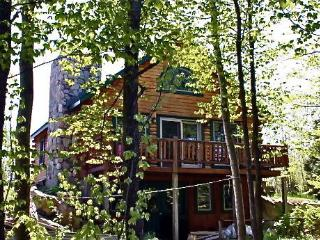 Cozy log cabin on Lake Champlain in Vermont - Lake Champlain Valley vacation rentals