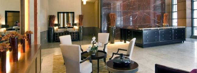 Entrance lobby - NYC TIMES SQ LUXURY APT-AMAZING VIEW - Weehawken - rentals