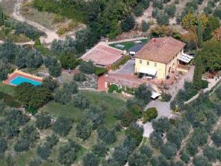 Impressive Villa Impruneta offers a welcome buffet, media room and fireplace - Florence vacation rentals