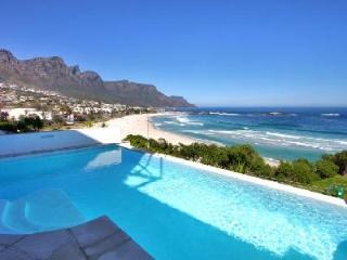 Beach Villa No 1 - Stunning Pool Home with Mountain, Beach and Water Views - Camps Bay vacation rentals