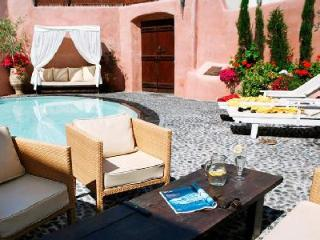 Villa Io - Hideaway provides privacy, pool & beautiful interior - Megalochori vacation rentals