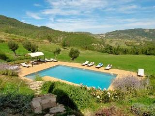 Calesa on private 280 acre estate with private pool, billiards room & tennis court - Perugia vacation rentals