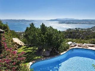 Luna - Small piece of paradise with pool & sea view in the distance - Olbia vacation rentals