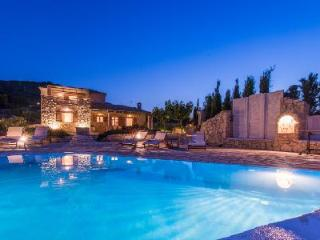 Ocean view Villa Crystal- direct beach path, hydro-massage pool & ensuites - Zakynthos vacation rentals