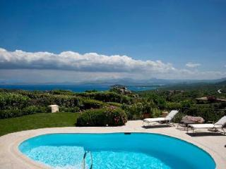 Alice - Stylishly furnished villa with pool, guest house & fabulous views - Olbia vacation rentals