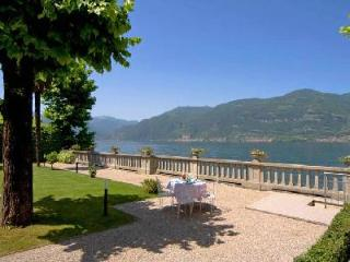 Peaceful Beachfront Villa Chicca on Lake Como - 2 Minute Walk to town of Lezzeno - Lake Como vacation rentals