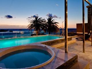 Sleek Four-Story Villa with Unsurpassed Views of the Sea & Mountains- Bali House - Camps Bay vacation rentals