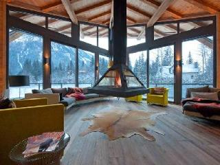 Chalet Cragganmore with sauna, massage room, gym, climbing wall and cinema room - Chamonix vacation rentals