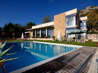 Mas 2 - Modern French Riviera Villa with Ocean View, Infinity Pool and WiFi - Alpes Maritimes vacation rentals