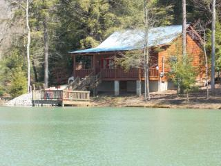 Two's Company- secluded cabin- small lake- fishing - Monterey vacation rentals