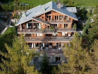 Dent Blanche - Impressive home in the heart of the village with spa & cinema room - Verbier vacation rentals
