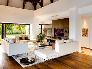 Thalie 5 Villa offers tropical gardens, 2 pools and access to resort amenities - Bel Ombre vacation rentals