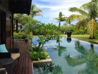 Cassiopee 10 on estate with golf cart to beach, Zen pool & amenities - Bel Ombre vacation rentals