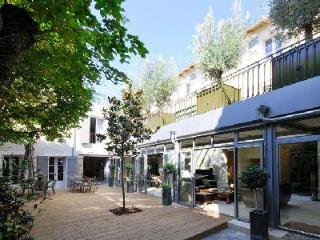 Historic Eco-Friendly Townhouse L'Hotel Particulier with Bay Windows, Indoor Pool & Secret Patio - Avignon vacation rentals