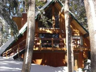 Special! Book 5 night only pay for 4! Stay at the Top! Nestled in the Trees.. Ski In/Out.. Steps to Main Lodge & Mtn Bike Ctr - Mammoth Lakes vacation rentals