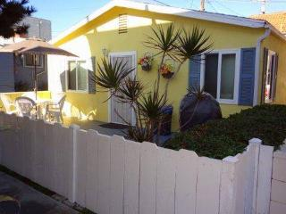 YELLOW COTTAGE - San Diego vacation rentals