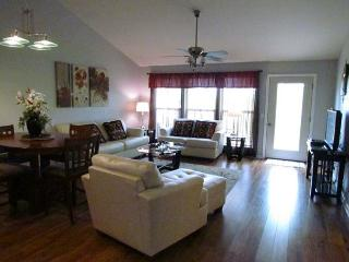 Heavenly Hideaway- 2 Bedroom, 2.5 Bath, Stonebridge Resort Condo - Branson vacation rentals