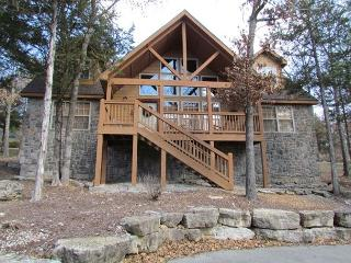 Stone's Throw- Spacious 4 bedroom, 4 bath lodge at StoneBridge Resort - Branson vacation rentals