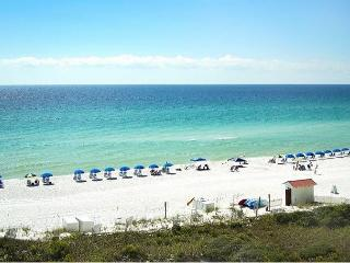 BEACHFRONT FOR 6! BEAUTIFUL CONDO! GREAT FALL RATES FOR SEPT/OCT - Panama City Beach vacation rentals