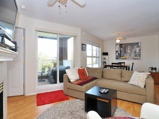 Vancouver 2 Bedroom Commerical Drive Condo Steps to Skytrain and Amenities - Vancouver Coast vacation rentals