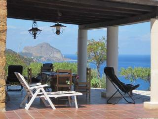 Villa with spectacular sea views - Cefalu vacation rentals