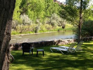 Secluded River Paradise - Embudo vacation rentals
