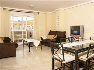 SPACIOUS APARTMENT WITH THE BEACH ACROSS THE ROAD - Image 1 - Malaga - rentals