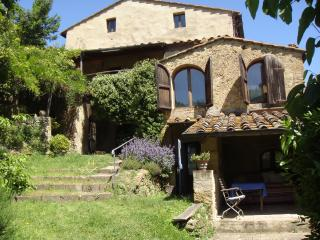 The Tuscany LOGGIA in  Beautiful Volterra - Volterra vacation rentals