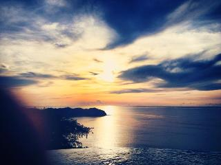 Another Amazing Sunset taken from the infinity pool. - GOLF CART AND YEAR LONG SUNSETS AWAIT YOU - Sayulita - rentals