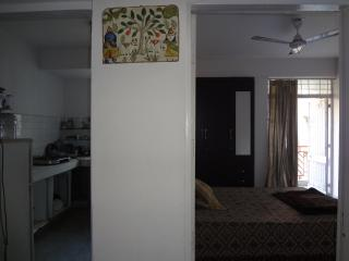 Comfortable room & private garden - New Delhi vacation rentals