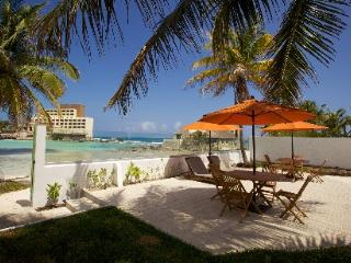 Aqua-New 4 bedroom Villa on Playa Norte - Isla Mujeres vacation rentals