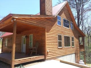 Raven's Nest - New cabin with fire pit and hot tub - Helen vacation rentals