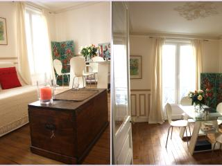 Le Vallery-All Things Bright & Beautiful Home - 4th Arrondissement Hôtel-de-Ville vacation rentals