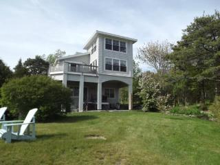 DRAGONFLY | PHIPPSBURG MAINE | OCEAN VIEW | NEAR POPHAM BEACH | KAYAKING - East Boothbay vacation rentals