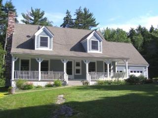 BRIG O'DOON | SOUTHPORT MAINE | WOODED SETTING | OPEN DECK - Southport vacation rentals