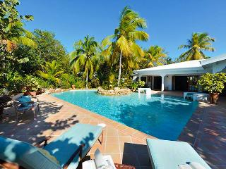 St. Martin Villa 86 Located Directly On Plum Bay Beach, This Delightful Villa Offers Tropical Elegance And Spectacular Sunsets. - Terres Basses vacation rentals