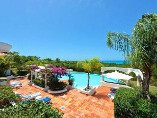 St. Martin Villa 96 A Superb Private Home With 180º Views Of The Crystal Blue Waters Of The Caribbean And The Setting Sun. - Terres Basses vacation rentals